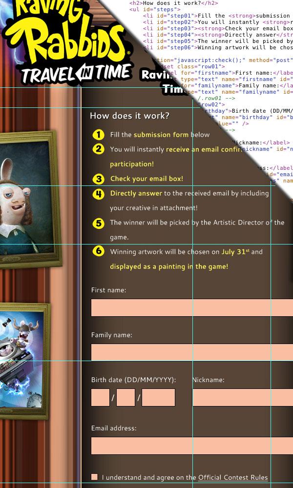 Intégration HTML et développement web